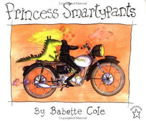 Babette Cole: Princess Smartypants