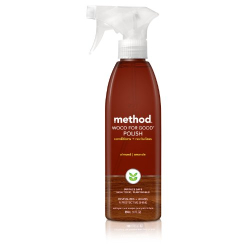 : Method Wood For Good Spray, 12-Ounce Spray Bottles (Pack of 6)