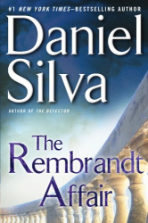 Daniel Silva: The Rembrandt Affair