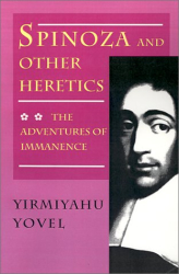 1989 Yirmiyahu Yovel: Spinoza and Other Heretics, Volume 2: The Adventures of Immanence