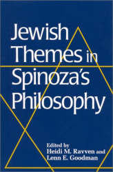 2002 Heidi M. Ravven (ed.), Lenn E. Goodman (ed.): Jewish Themes in Spinoza's Philosophy (Suny Series in Jewish Philosophy)