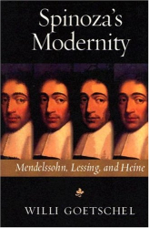 2003 Willi Goetschel: Spinoza's Modernity: Mendelssohn, Lessing, and Heine