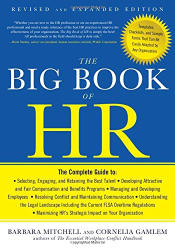 Barbara Mitchell: The Big Book of HR, Revised and Updated Edition