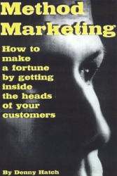 Dension Hatch: Method Marketing