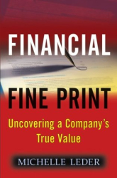 Michelle Leder: Financial Fine Print: Uncovering a Company's True Value