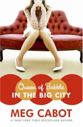 Meg Cabot: Queen of Babble in the Big City