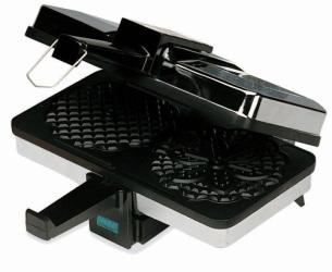 : VillaWare V3600-NS Prego Nonstick Pizzelle Baker