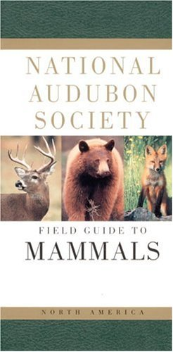 NATIONAL AUDUBON SOCIETY: National Audubon Society Field Guide to North American Mammals