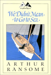 Arthur Ransome: We Didn't Mean to Go to Sea (Godine Storyteller)