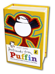 : Postcards from Puffin: 100 Book Covers in One Box