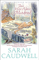 Sarah Caudwell: Thus Was Adonis Murdered