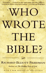 Friedman: Who Wrote the Bible?