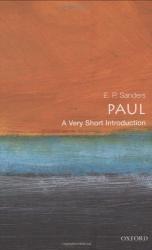 E. P. Sanders: Paul: A Very Short Introduction