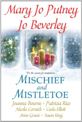 Authors: all 8 Wenches: Mischief and Mistletoe (anthology)