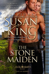 Susan King: The Stone Maiden (The Celtic Nights Series, Book 1)