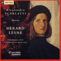 Scarlatti Alessandro - Motets: Gérard Lesne - Véronique Gens - Il Seminario musicale, Lesne