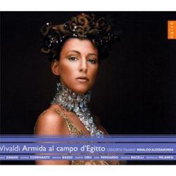 Vivaldi Antonio - Armida al campo d'Egitto: Concerto Italiano - Direction Rinaldo Alessandrini