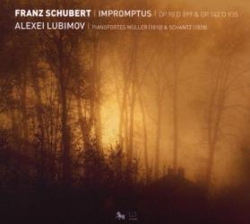 Schubert : Impromptus op.90 & 142: Alexei Lubimov