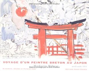E. H. P Jude: Voyage d'un peintre breton au Japon