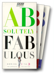 : Absolutely Fabulous, The Complete Collection