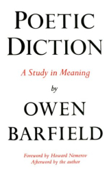 Owen Barfield: Poetic Diction