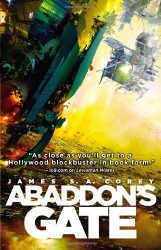 James S.A. Corey: Abaddon's Gate (The Expanse)