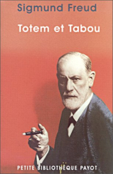Sigmund Freud: Totem et tabou