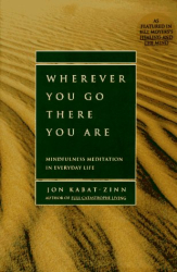 Jon Kabat-Zinn: Wherever You Go, There You Are: Mindfulness Meditation in Everyday Life