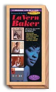 LaVERN BAKER - JIM DANDY... I CRIED A TEAR