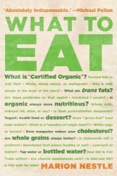 Marion Nestle: What to Eat