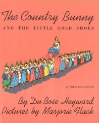 Dubose Heyward: The Country Bunny and the Little Gold Shoes (Sandpiper Books)