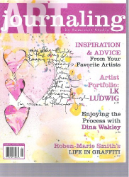 : Art Journaling Winter 2011