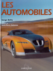 Serge Bellu: Les automobiles