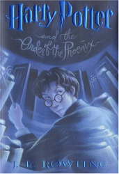 J. K. Rowling: Harry Potter and the Order of the Phoenix (Book 5)