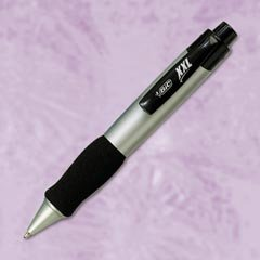 : BICXXLMP11BK XXL Professional Retractable Ballpoint Pen, Medium Point, Black Ink