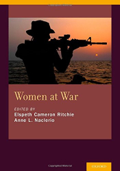 Ritchie, Elspeth and Ann Naclerio: Women at War