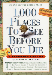 Patricia Schultz: 1,000 Places to See Before You Die