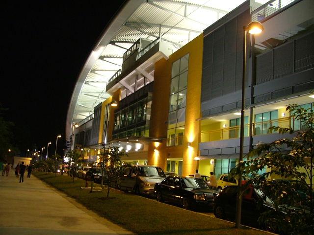 New Jalan Besar Stadium