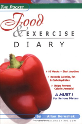 Allan Borushek: The Pocket Food & Exercise Diary
