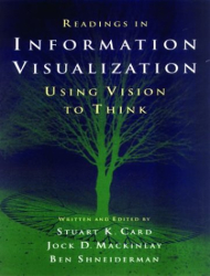 Stuart K. Card: Readings in Information Visualization : Using Vision to Think (Morgan Kaufmann Series in Interactive Technologies)