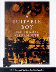 Vikram Seth: A Suitable Boy (Audio Cassette)