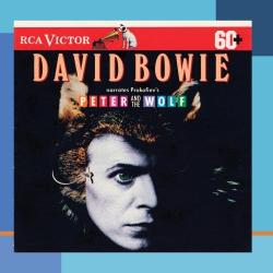 "Benjamin Britten, Pyotr Il'vich Tchaikovsky, Eugene Ormandy, Philadelphia Orchestra Sergey Prokofiev - David Bowie Narrates Prokofiev's ""Peter and the Wolf"""