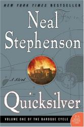 Neal Stephenson: quicksilver