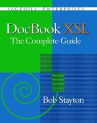 : DocBook XSL