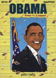 EFIX: Obama - Tome 1 : L'espoir