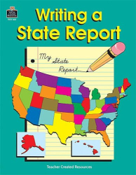 Patty Carratello: Writing a State Report