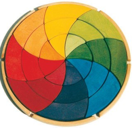 : Goethe Circle Puzzle, Small