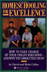 David Colfax: Homeschooling for Excellence