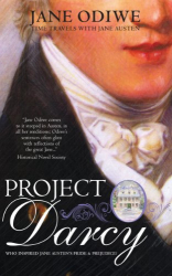 Jane Odiwe: Project Darcy