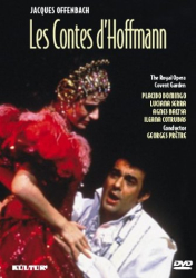 DVD: The Tales of Hoffmann w/ Pretre, Domingo